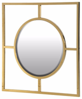 Chinese reliable manufacture of venetian mirror for wall