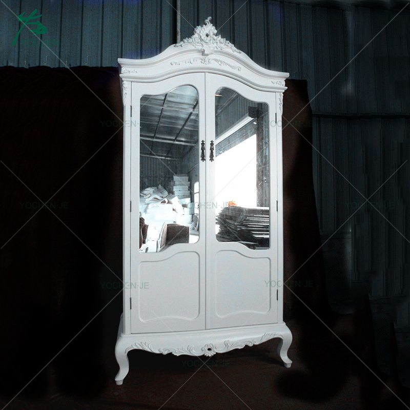 Classical design cloth wooden wardrobe bedroom wardrobe