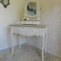 bedroom furniture cosmetic white dressing table furniture