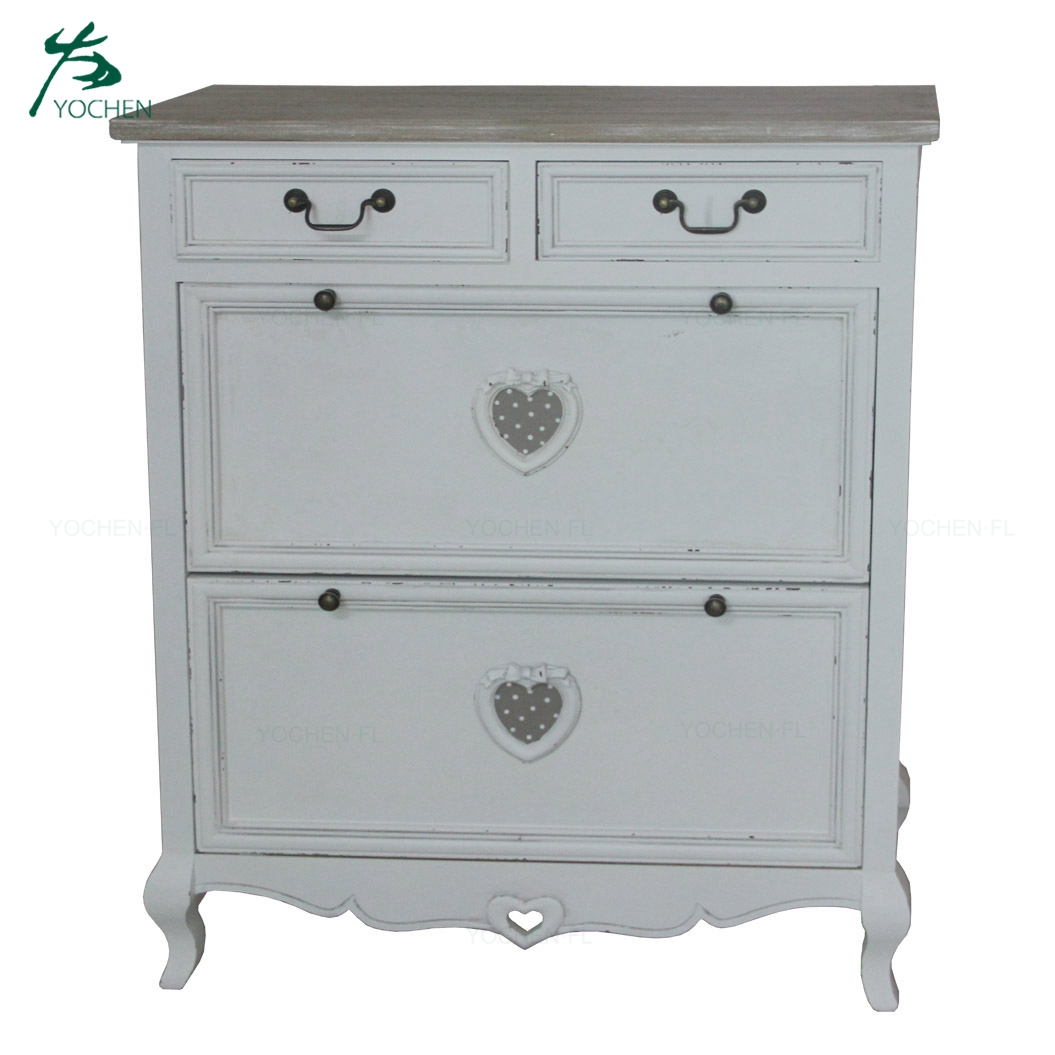 french style furniture luxury white wood storage cabinet