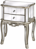 Factory Supply Good Quality Modern Bedroom Furniture Bedside Tables Antique furniture