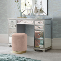 large dresser mirrored dressing table with mirror and stool dressing table modern