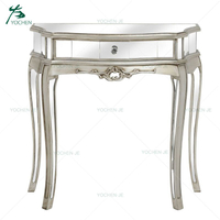 Living Room Furniture Antique Mirrored Console Table Modern Furniture