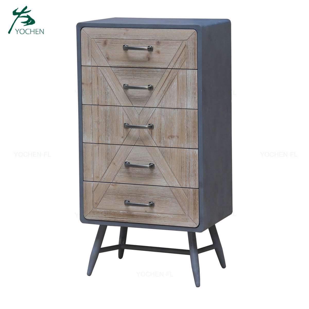 chinese antique black wood furniture bedroom wood clothing cabinet