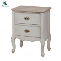 French antique chinese furniture bedside table night stand table