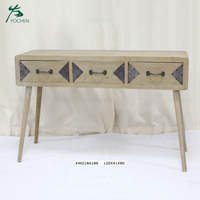Hallway chinese antique wooden console table