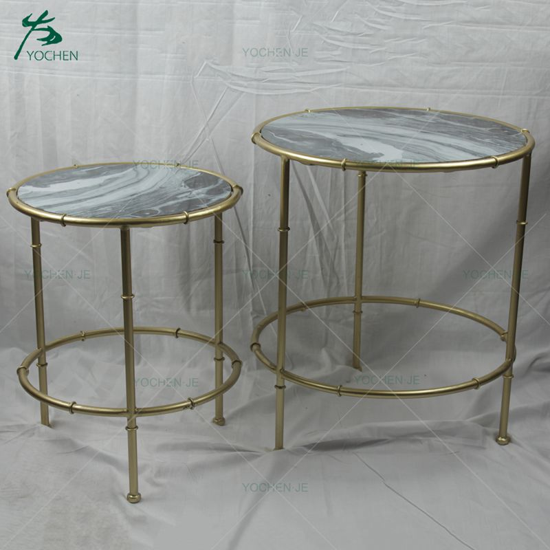 french style living room center end tea table furniture