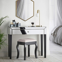 bedroom furniture mirrored dressing table furniture