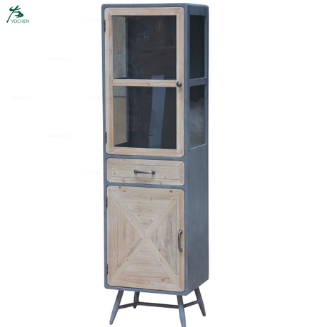 OEM customized low MOQ iron wooden french antique furniture