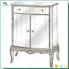 Mirrored furniture simple cupboard design sideboard buffet wood drawer