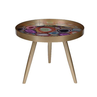 home decoration tray round coffee table modern