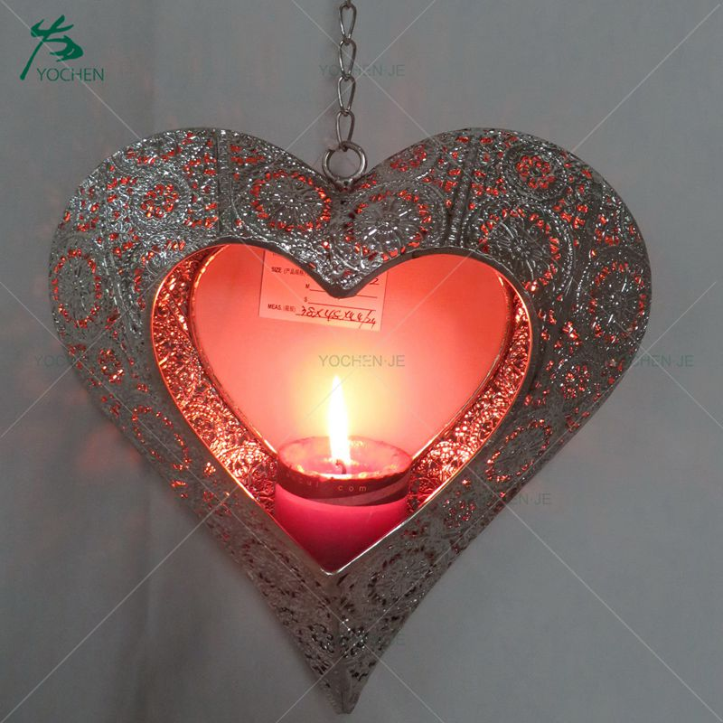Home celebration dinner table decoration candles holder