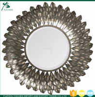 modern popular home interior wall mirror