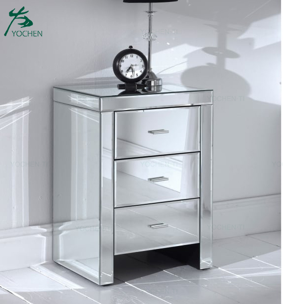 Mirrored Furniture With Drawer Home Furniture White Wicker Chest Of Drawers