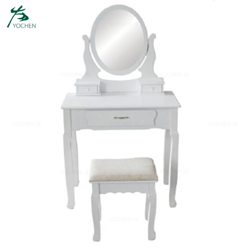 Bedroom furniture plywood dressing table modern vanity makeup table