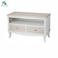 color customize MDF storage TV cabinet in living room