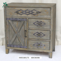 wooden cabinet wood chest manufacture moroccan sideboard