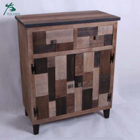 American popular living room furniture wood cabinet furniture