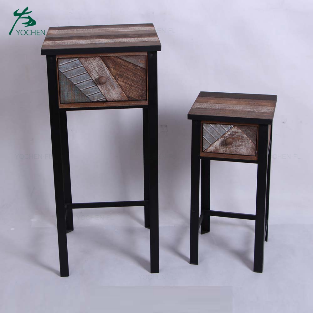 simple style natural color living room furniture set wooden corner cabinet