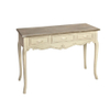 vintage classic french style antique furniture royalty wooden console table