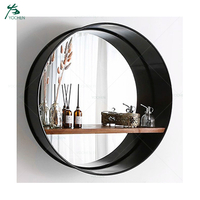 Bathroom Round Mirror Circle for Wholesale Decorative Mirror