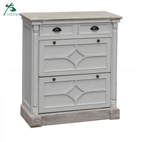 china production cabinet curved wooden living room white wood cabinet
