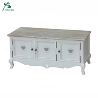 living room tv cabinet white wood panel TV cabinet