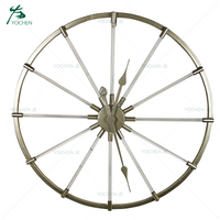 Simple Round Modern Design Home Decorative Wall Clock