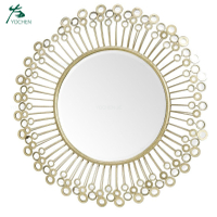 wholesale large antique wall decorative mirror